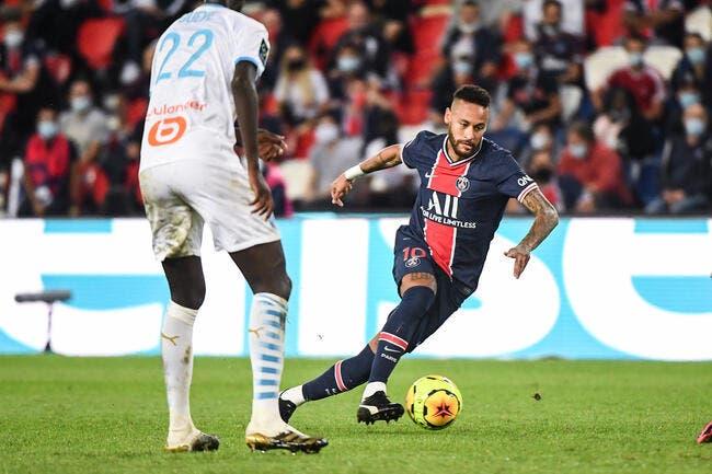 PSG-OM : Alvaro raciste, Neymar insiste !
