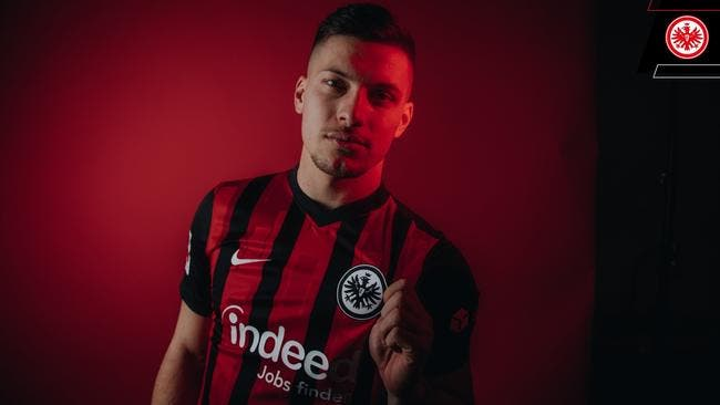 Real Madrid : le futur club de Jovic confirme son transfert