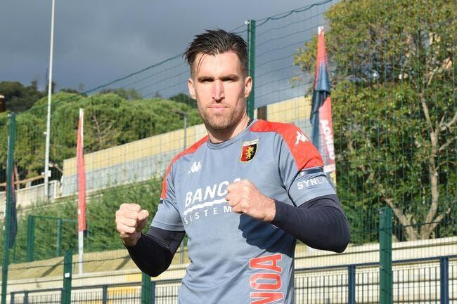 OM : Strootman officiellement prêté au Genoa