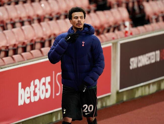 PSG : Mourinho va au clash, pas de transfert pour Dele Alli
