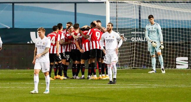 Supercopa : Le Real chute malgré Benzema, Barça - Bilbao en finale