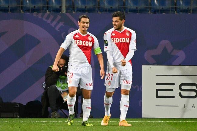 L1 : Monaco proche du podium, merci Ben Yedder et Volland
