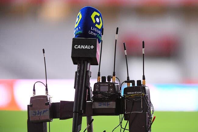 TV : Canal+ rêve d'une L1 à genoux dans son sang