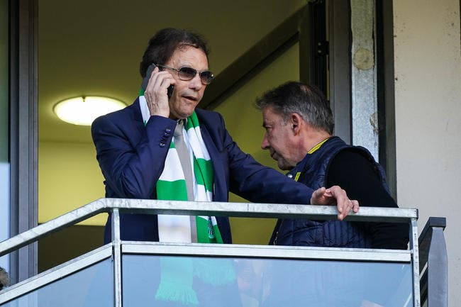 ASSE : Romeyer-Caïazzo out, les supporters attaquent !