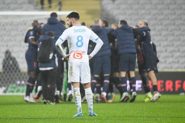 OM : Un départ en Premier League ? Sanson devra attendre