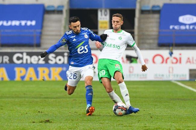 Nantes - Lens: 1 - 1 (score final)