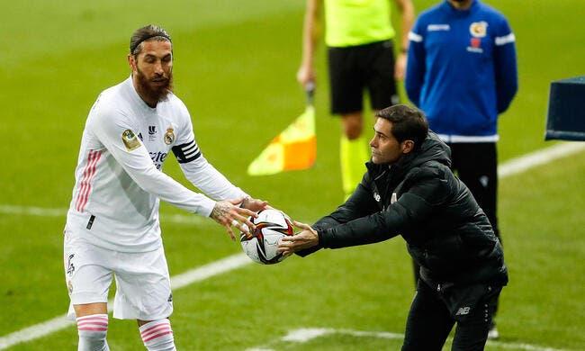 PSG : Ramos utilise Paris au mercato, c'est moche