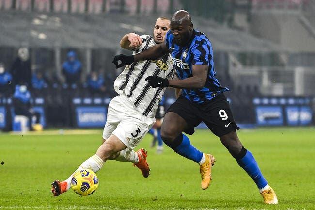 Serie A : L'Inter Milan tape la Juventus !
