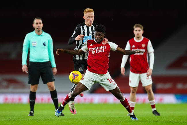 Ang : Arsenal fracasse Newcastle