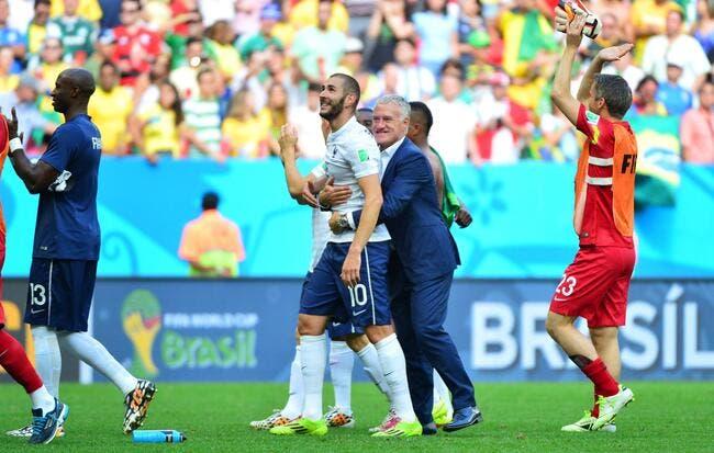 EdF : Benzema de retour, l'énorme attaque de Deschamps !