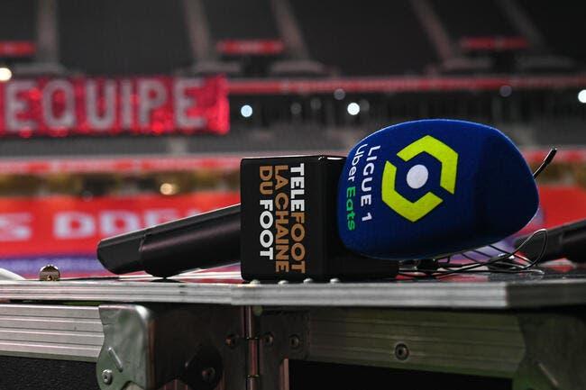 TV : Téléfoot et Mediapro offrent un deal effarant à la Ligue 1