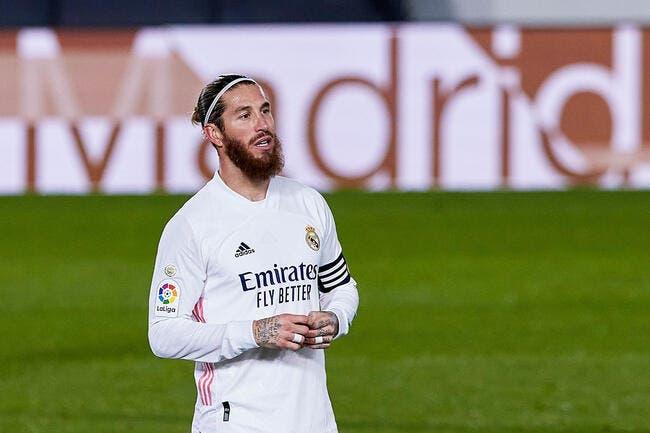 Aucun contact avec Ramos — PSG