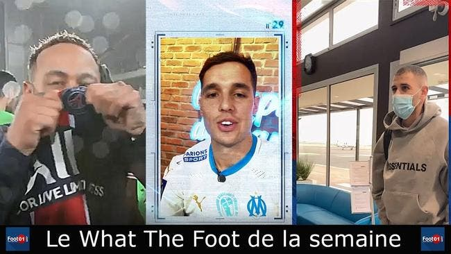 WTF : OL-OM, le mercato s'affole, dans l'assiette de Neymar, Habib Beye ne sait plus parler