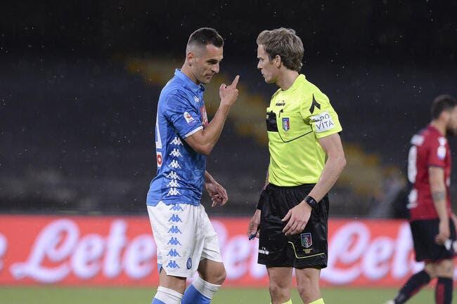 OM : Arkadiusz Milik et Naples se frittent, l'interminable attente !