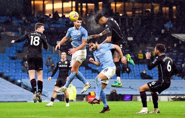 Ang : Man City passe en tête de la Premier League