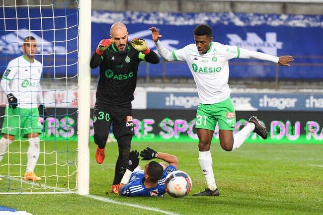 ASSE-OL : Nabil Djellit brise les espoirs des Verts