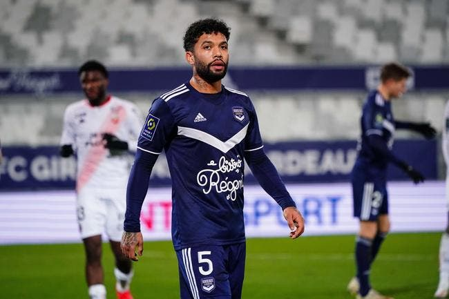 Bordeaux : Saison terminée pour Otavio !