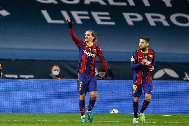Esp : Griezmann a mis en colère le vestiaire de Barcelone