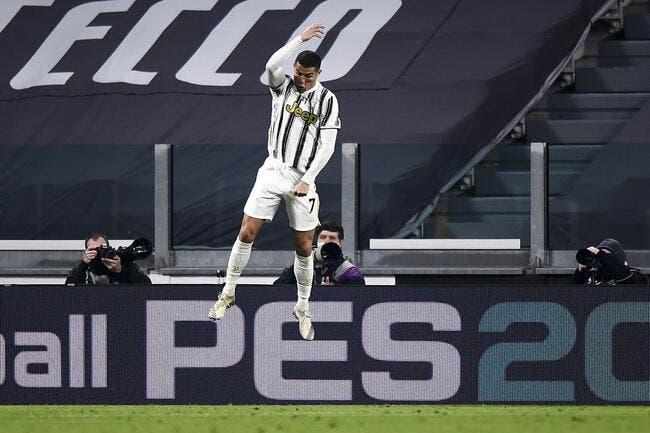 Ita : Cristiano Ronaldo puissance 760, CR7 meilleur buteur de l'histoire