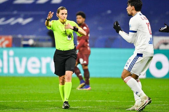 OL : But annulé à Lyon, la réponse officielle des arbitres