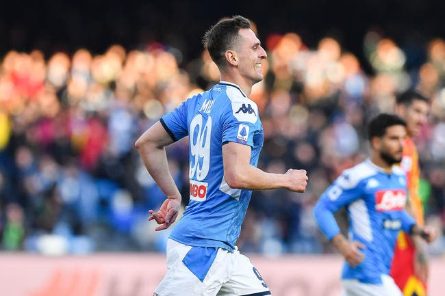 OM : Accord entre Milik et Naples, Marseille jubile