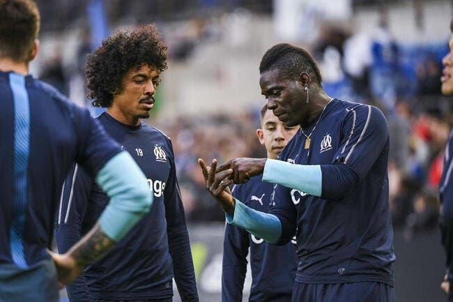 OM : Mario Balotelli, il était là le grand attaquant
