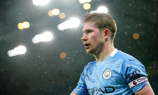 PSG : Oubliez Messi, le Qatar doit recruter De Bruyne