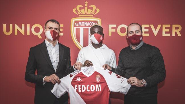 Officiel pour Diatta — Mercato Monaco