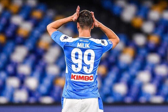 OM : Accord total, Milik signe à Marseille ce jeudi !