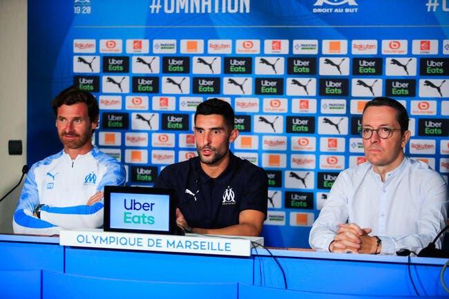 OM : Marseille qui perd, c'est rare balance Eyraud