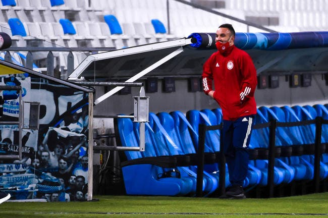 OM : Valbuena tombe sur Villas-Boas, c'est du lourd