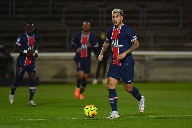 PSG : Exit l'Inter, Paredes reste à Paris !