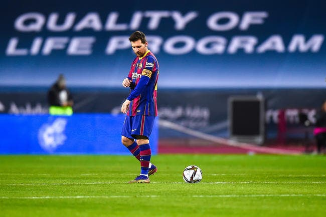 PSG : Paris s'attaque à Messi, le Barça est choqué