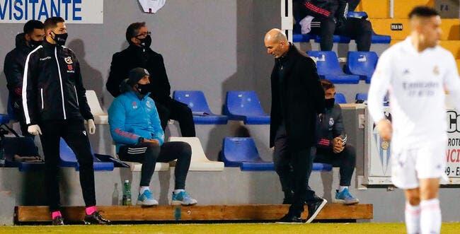 Real Madrid : Zidane licencié, le verdict tombe