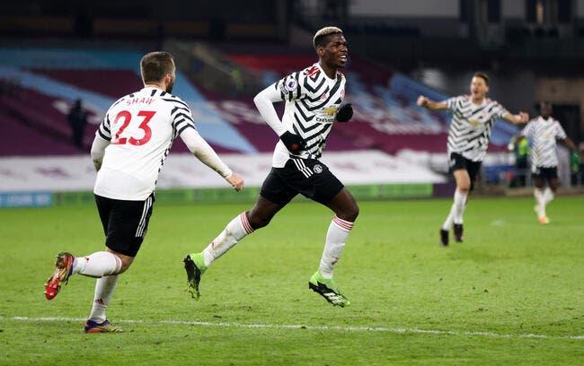 Ang: Pogba prêt à partir au clash… pour rester à Man United