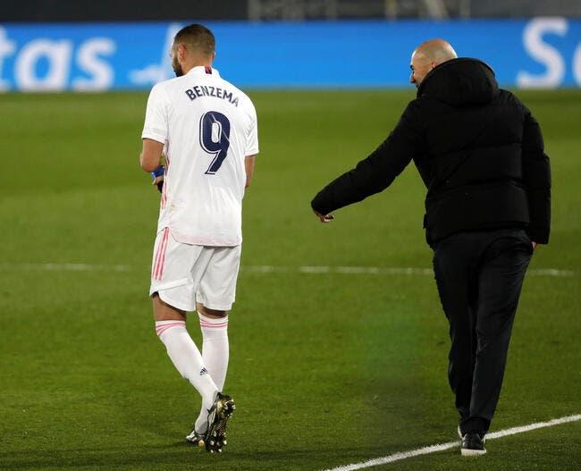 EdF : Zidane sélectionneur, Benzema en 9, l'incroyable scénario