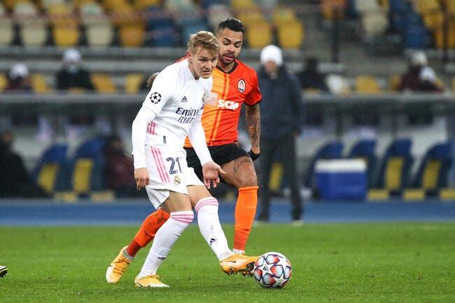 Mercato : Décision choc pour Odegaard, direction Arsenal