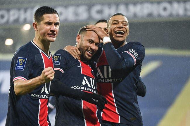 PSG : Du jamais vu, Mbappé a la pression contre Montpellier
