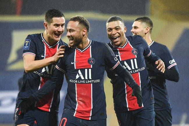 L1 : Le PSG sans Herrera ni Dagba contre Montpellier