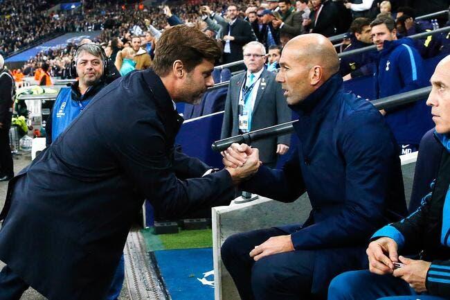 PSG : Pochettino à la place de Zidane, le Real enrage !