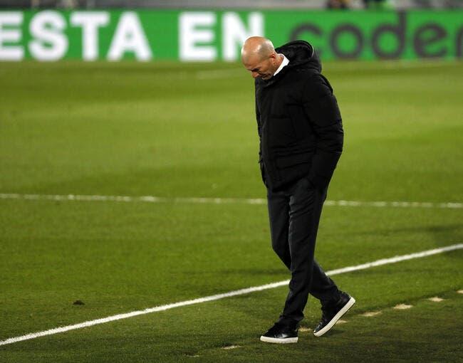 Real Madrid : Déjà des révélations sur l'après-Zidane