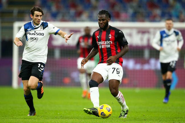 Ita : L'Atalanta corrige l'AC Milan