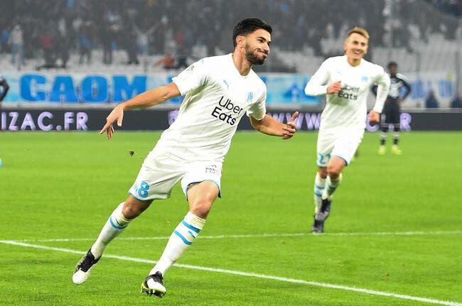 OM: Accord avec Aston Villa, Sanson quitte Marseille !