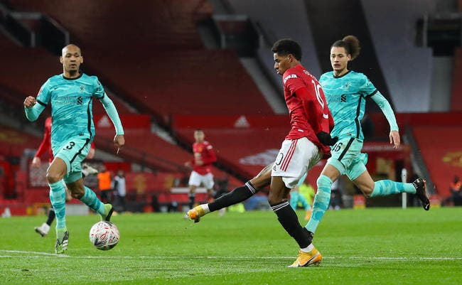 Cup : Manchester United sort Liverpool