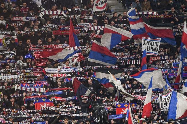 OL : Le feu à Lyon pour le départ des joueurs à St-Etienne