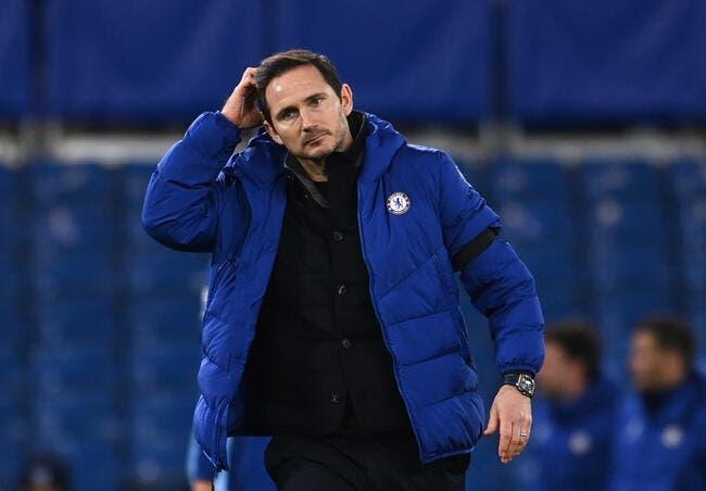Ang : Frank Lampard viré ce lundi par Chelsea ?