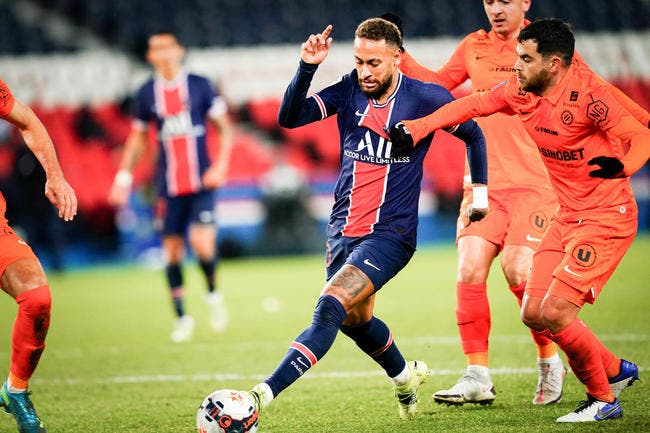 L1 : Neymar, Mbappé, Depay, le trio choc de l'équipe type
