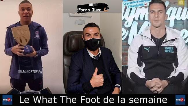 Neymar WTF, Mbappé dans la TOTY, Cristiano Ronaldo superstar