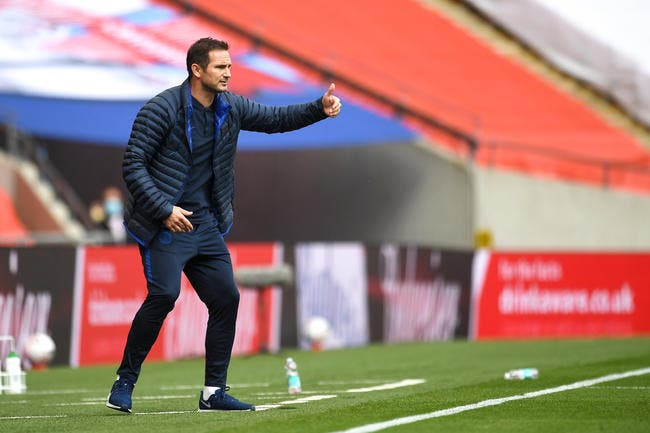 Officiel : Frank Lampard licencié par Chelsea