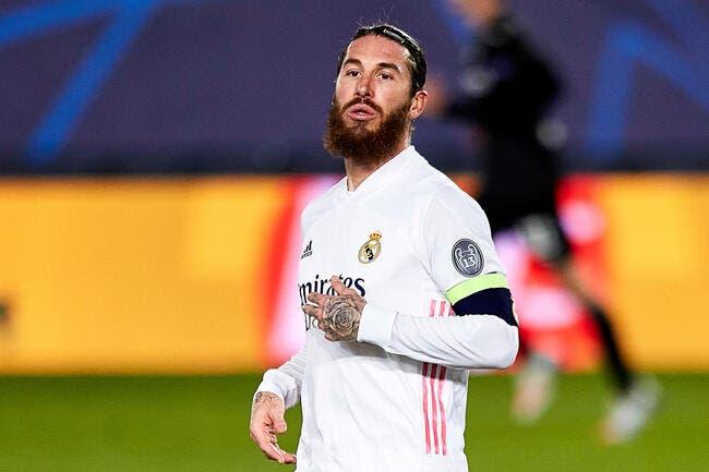 PSG : 45 ME offerts à Sergio Ramos, le Qatar dégaine